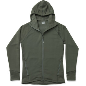 Houdini Power Air Houdi Chaqueta polar Hombre, baremark green